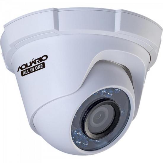 Camera Dome OPEN (4 em 1) 720P 2,8mm 20m CDF-2820-1P Case Pl