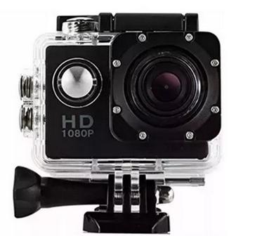 Câmera Filmadora micro Esportes moto bicicleta e Laser Lançamento