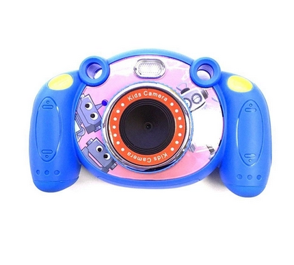Câmera infantil digital tomate