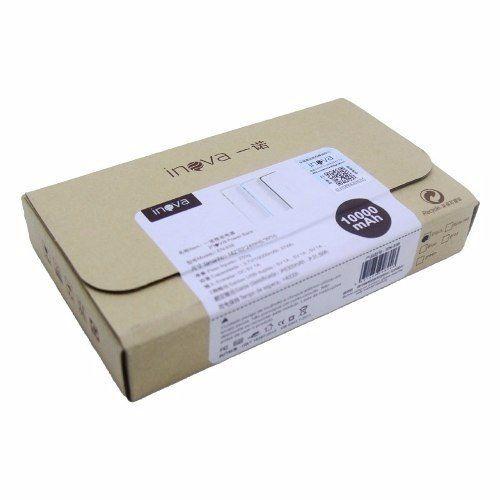 Carregador Portátil Celular Tablet Power Bank  10.000 Mah