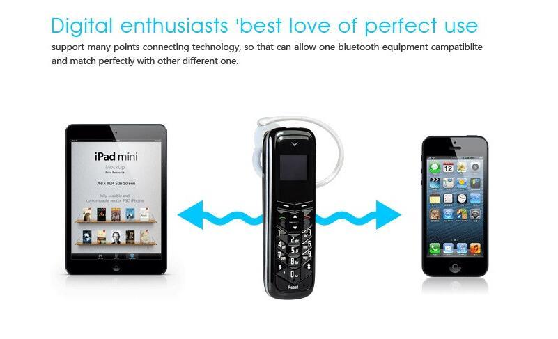 Celular Mini P Idoso, Bluetooth Desbloqueado Gt Star Bm 50 Branco