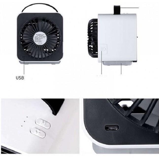 Climatizador Purificador Umidificador Ls- 900 USB