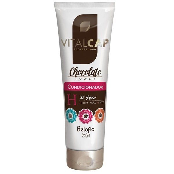 Condicionador Chocolate Power VITALCAP 240ml
