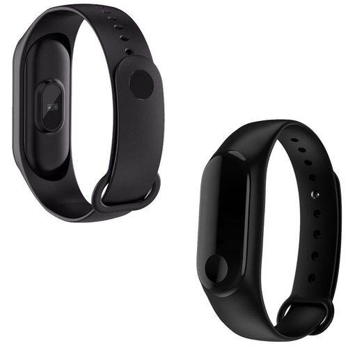 Relógio Inteligente Smartband M3 Monitor Cardíaco Lançamento