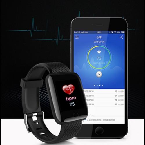 D13 Smartwatch Android Face  Whatsapp Vermelho e Caixa de som Bluetooth