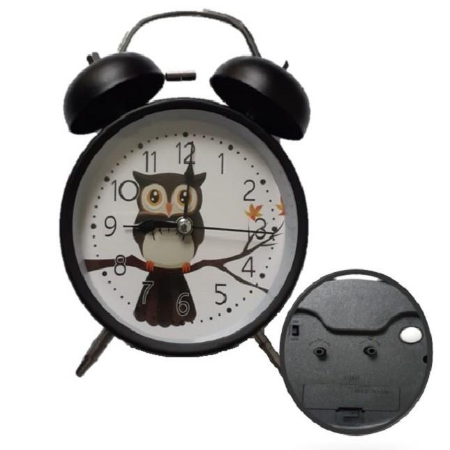 Despertador Relógio  Decorativo Coruja