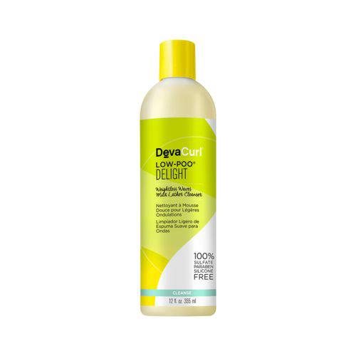Deva Curl Low-poo Delight Shampoo 355ml