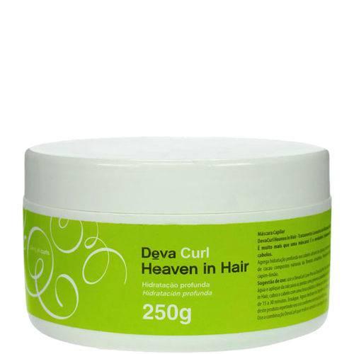 Deva Curl Máscara Hidratação Profunda Heaven In Hair 250g