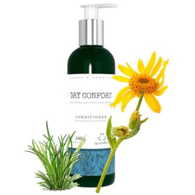 Dry Confort Flores e Vegetais  Grandha Condicionador 240g