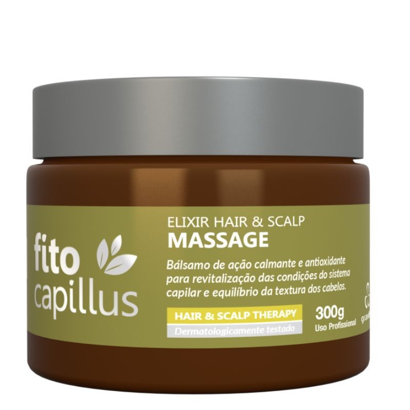 Fito Capillus Grandha  Herbal Elixir Hair Scalp Massage 300g