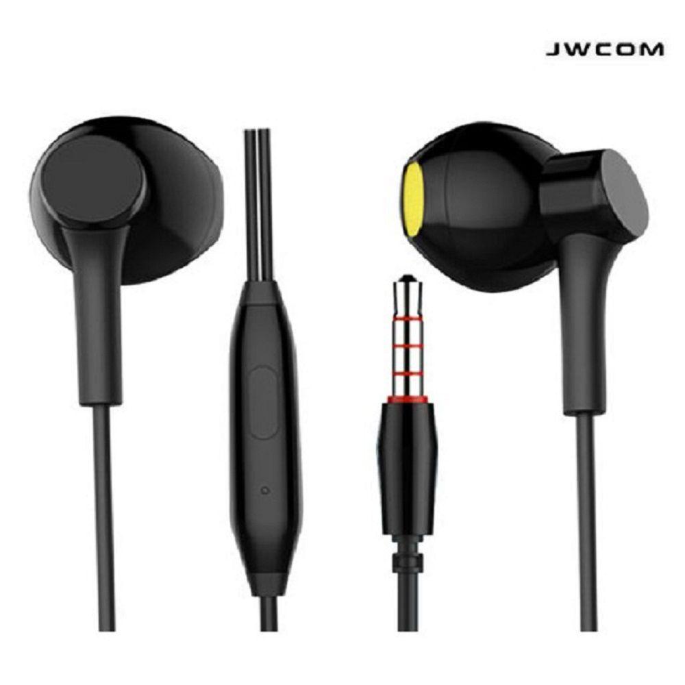Fone De Ouvido JWCOM Stereo V701 - Preto