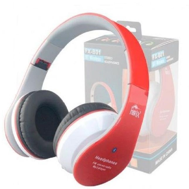 Fone Headphone  Micro Sd Usb Bluetooth B-01