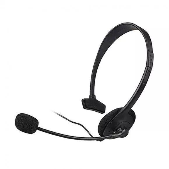 Fone Headset Headphone Com Microfone Para Xbox360 Slim -live