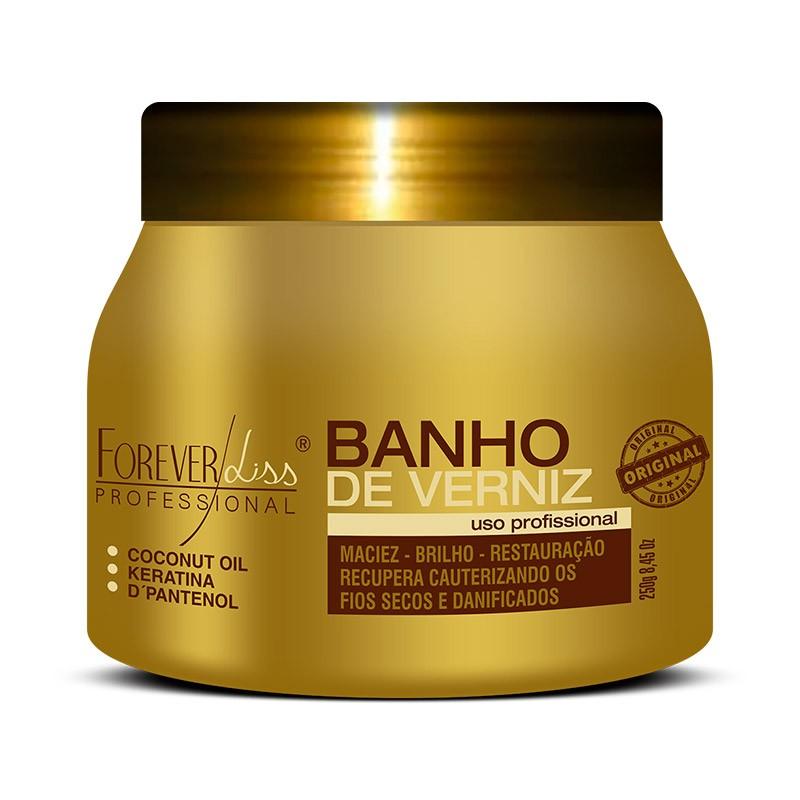 Forever Liss Banho de Verniz Máscara 250g