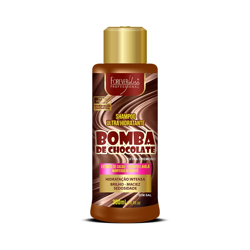 Forever Liss Bomba de Chocolate Shampoo 300ml