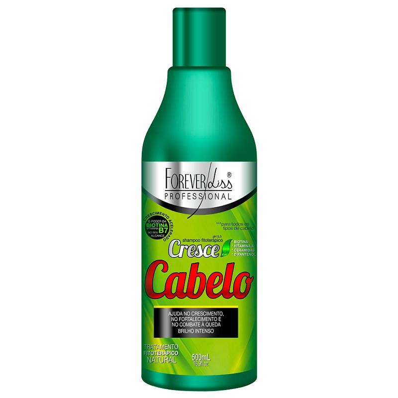 Forever Liss Cresce Cabelo Shampoo 500g