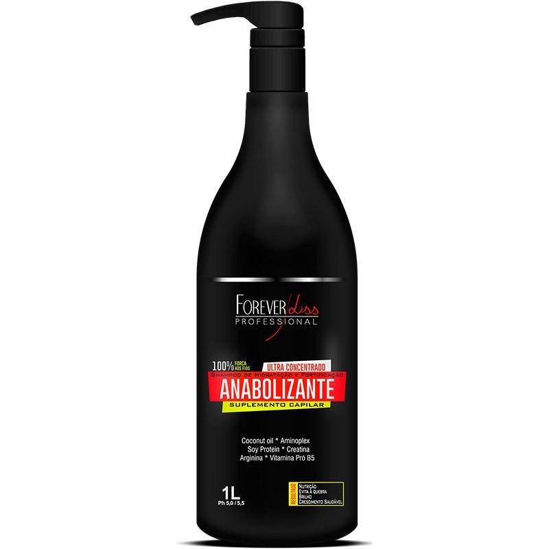 Forever Liss Shampoo Anabolizante 1Litro