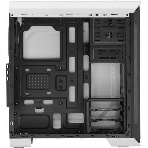 Gabinete Gamer Aero-500 Window Mid Tower En55583 Branco Aerocool