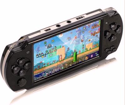 Gamer Portátil jogos Nintendo Nes  Sega Gba Mp3