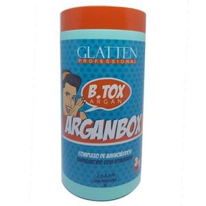 Btox Glatten Arganbox Redutor de Volume 1Kg