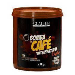 Glatten Máscara Bomba De Café - 1kg