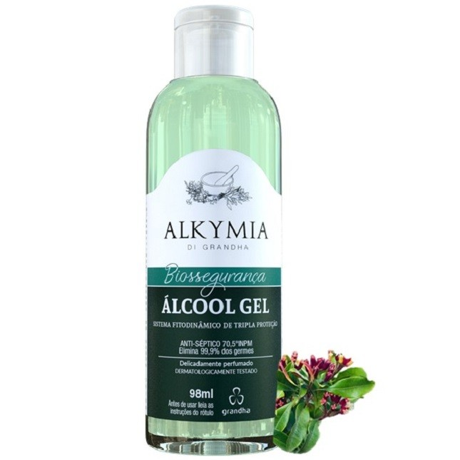 Grandha  Álcool Gel  98ml