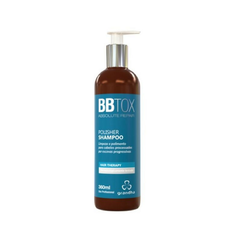 Grandha BBtox Botox Polisher Shampoo 360ml