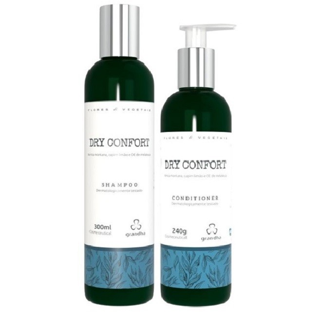 Grandha Dry Confort Shampoo Condicionador