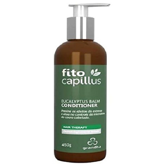 Grandha Eucalyptus Balm Conditioner 450g