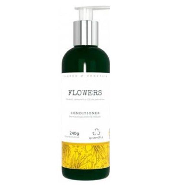 Grandha Flowers Flores e Vegetais Condicionador 240g