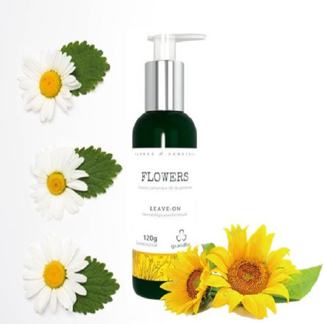 Grandha Flowers Flores e Vegetais Leave-On 120g