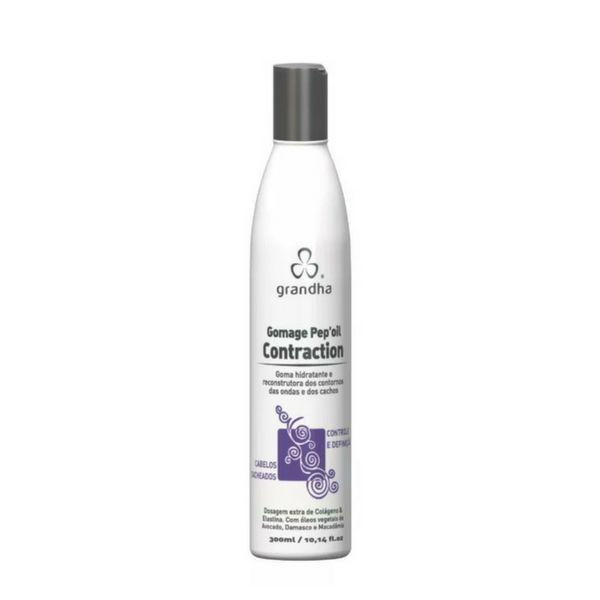 Grandha GomagePep'oil Hidratante Reconstrutor de Cachos300ml