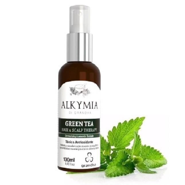 Grandha Green Tea Hair Scalp Therapy Alkymia Tônico 130 ml