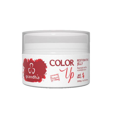 Grandha Máscara Color Up Restorative Jelly 200g