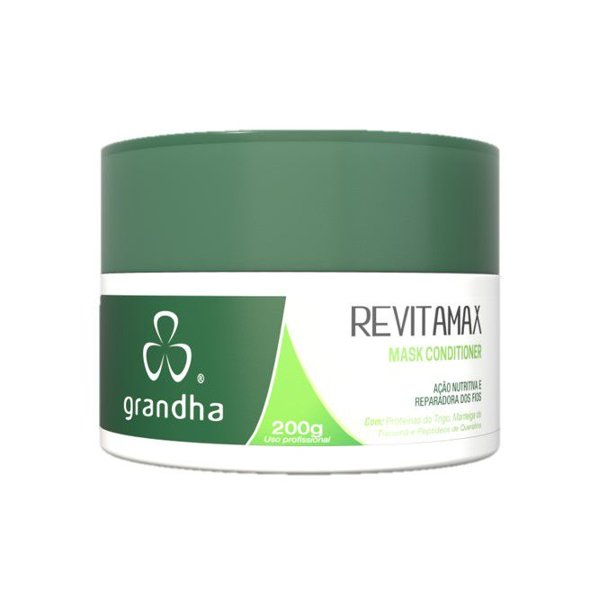 Grandha Máscara Revitamax Conditioner 200g