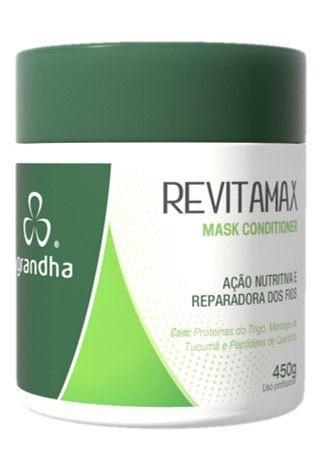 Grandha Máscara Revitamax Conditioner 450g