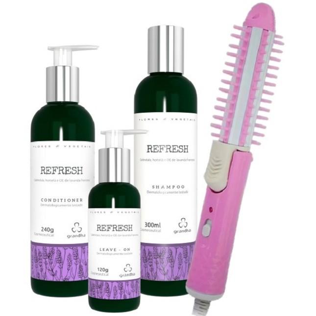Grandha Refresh Shampoo Condicionador Leave-on