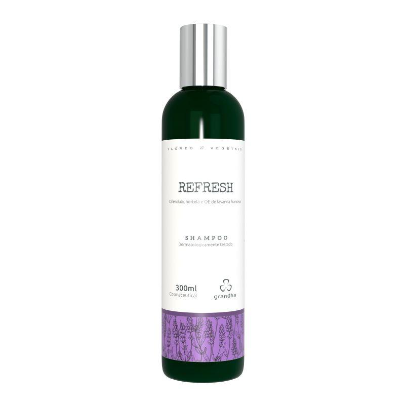 Grandha Refreshing Flores e Vegetais Shampoo 300ml