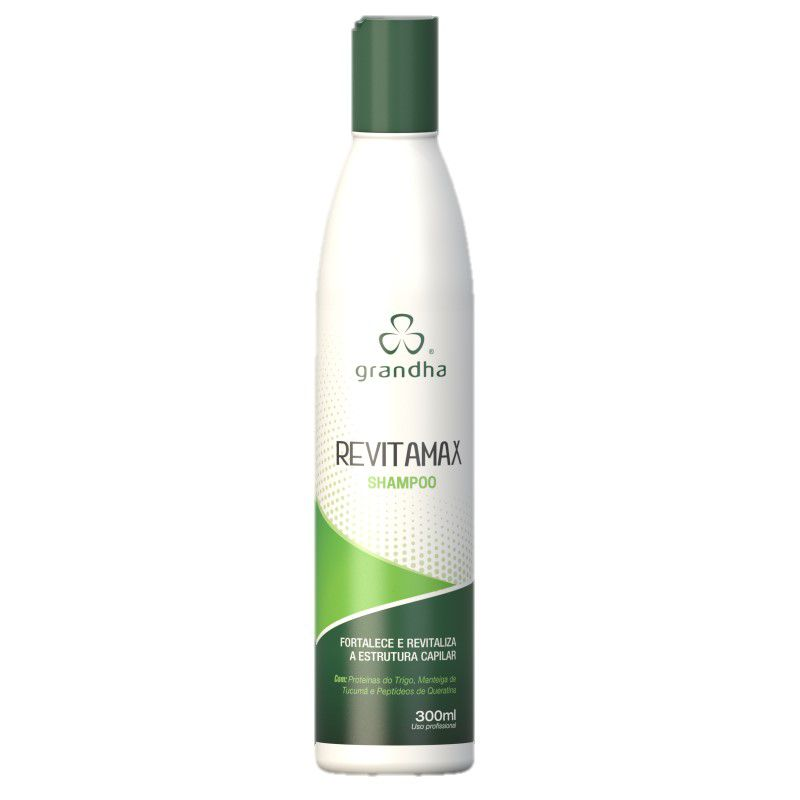 Grandha Revitamax Shampoo 300ml