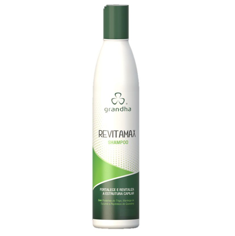 Grandha Revitamax Shampoo 500ml