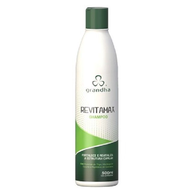 Grandha Shampoo Revitamax  500ml