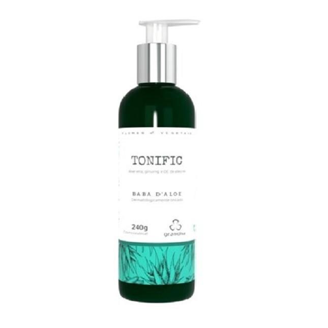 Grandha Tonific Shampoo Baba D'Aloe Flores e Vegetais