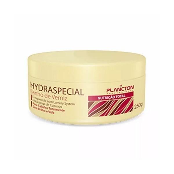 Hydraspecial Banho de Verniz Plancton Professional Máscara de Nutrição 250g