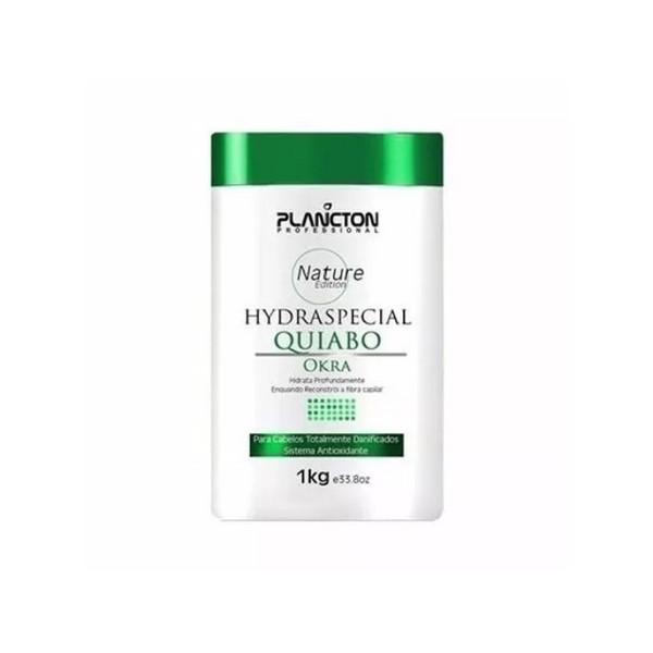Hydraspecial Quiabo Plancton Professional Máscara de Hidratação 1kg