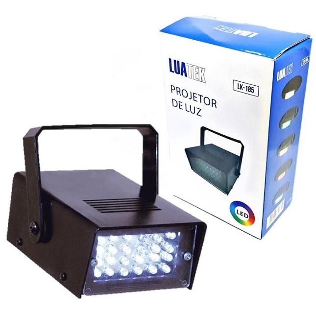 Iluminação Strobo 24 Leds 35w 110v