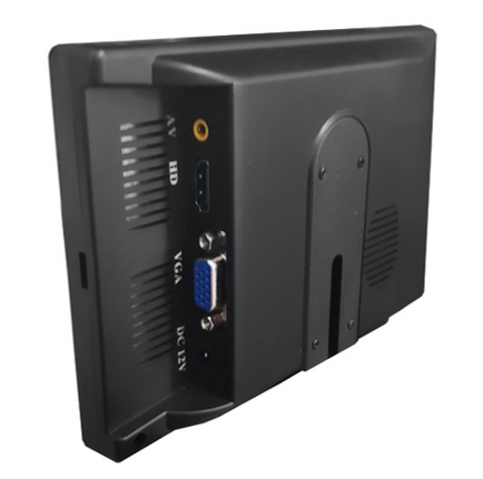 Kit Camera De Ré Visão traseira com Monitor 7 Polegadas LCD Lançamento