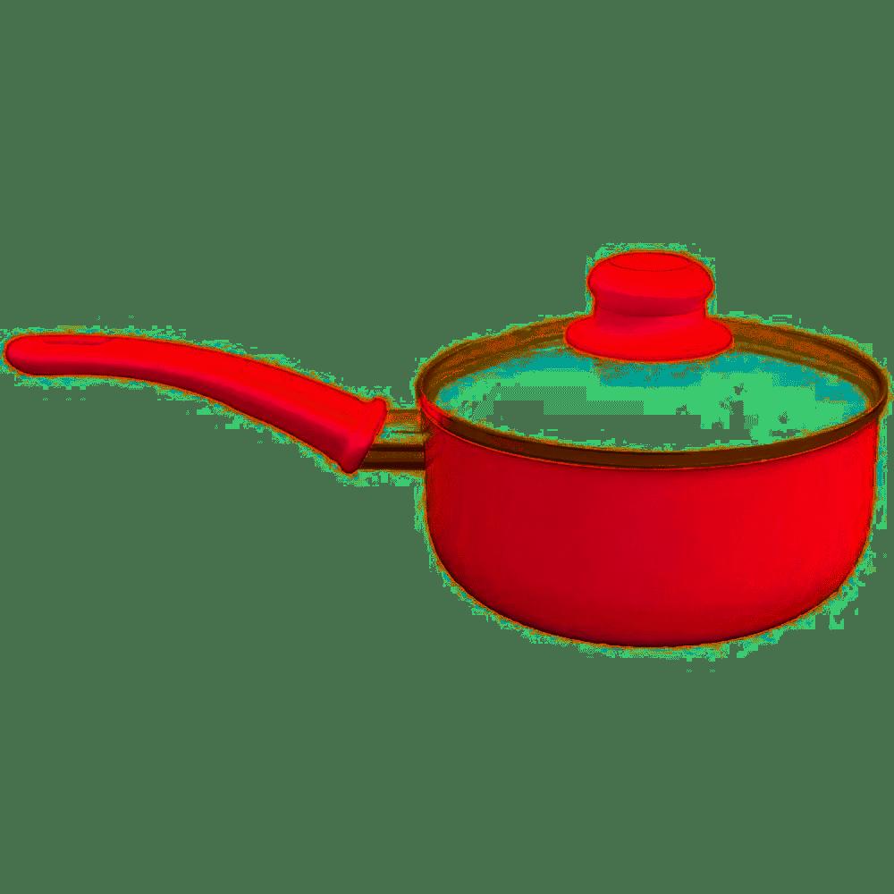 Kit Cozinha Panela Fervedor Frigideira Saladeira