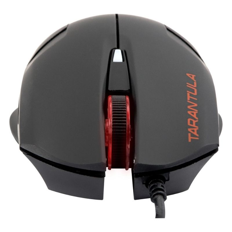 Kit Gamer Tarantula Teclado, Mouse Led e Headset