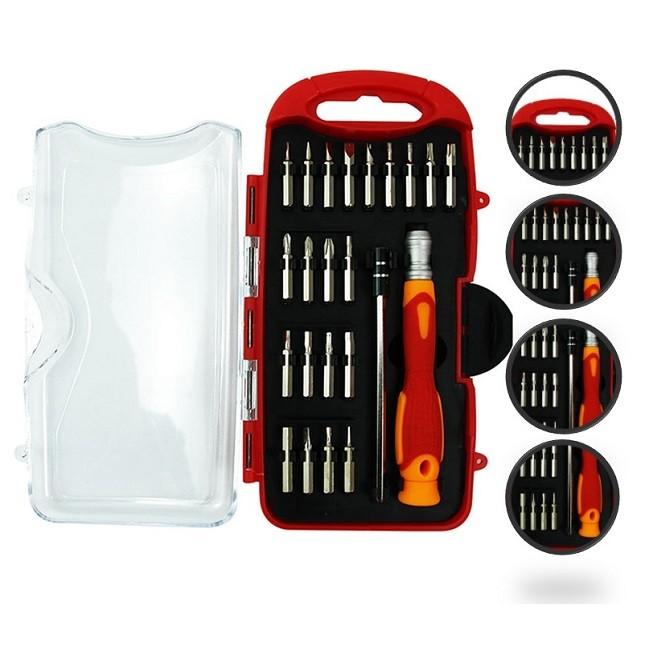 Kit Jogo de ferramentas 21 Peças Completo