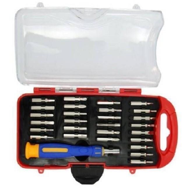 Kit Jogo de ferramentas 21 Peças para Eletronicos